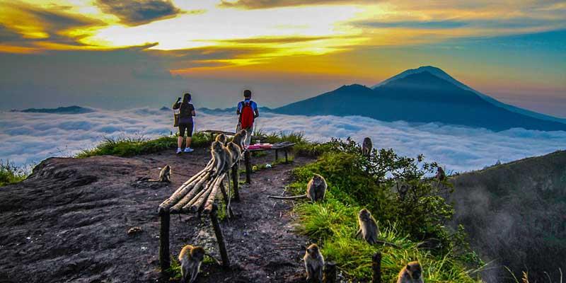 Batur Volcano Sunrise Trekking - Batur Sunrise Trekking Combination