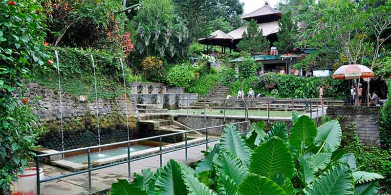 Banjar Natural Hot Spring