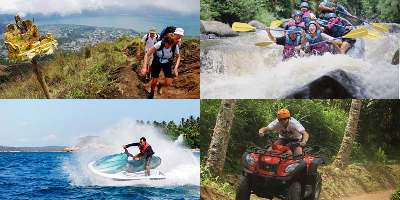 Bali Adventure Activities