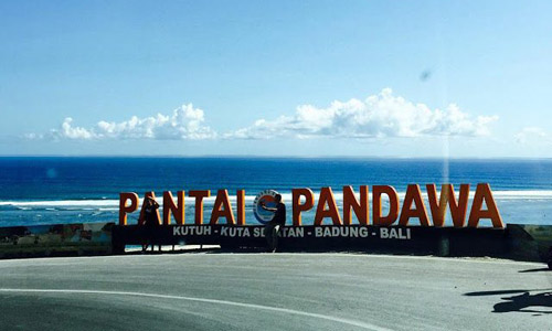 Exciting Activity In Pandawa Beach Bali Tourist Destination