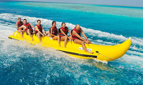 Tanjung Benoa water sport has many varieties of activities you have to try. It is part of Bali Adventure Activities. You may visit Turtle Island that has many turtles and reptiles types.